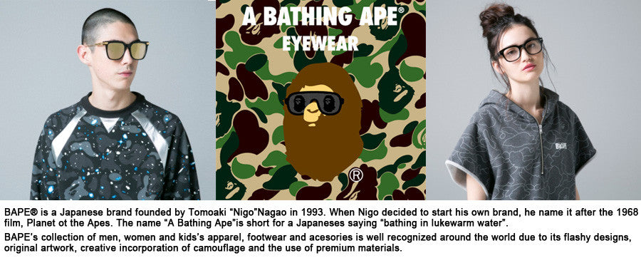 A Bathing Ape Eyewear