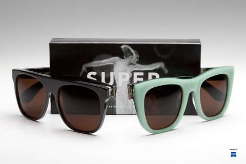 Super Flat Top Caos Sunglasses