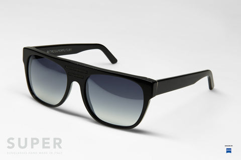 Super Topski Black Sunglasses
