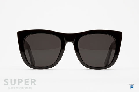 Super Gals Black Sunglasses