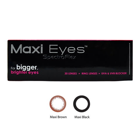 Maxi Eyes Ring Lens Daily Disposable
