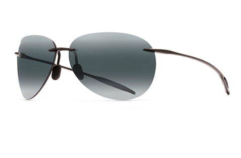 Maui Jim 421-02 Sugar Beach Gloss Black
