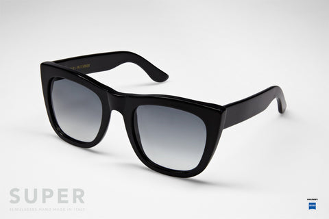 Super Gals Black Faded Lens