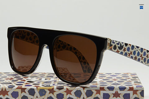 Super Flat Top Alhambra Sunglasses