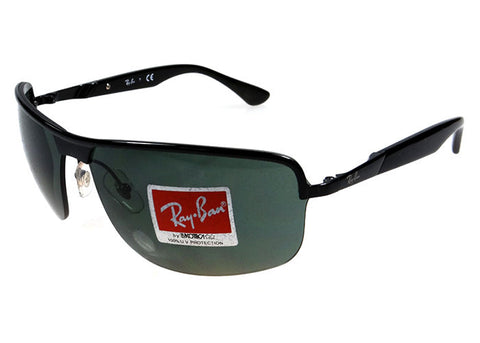 Ray-Ban RB3510 002/71 Flat Metal Aviator Sunglasses