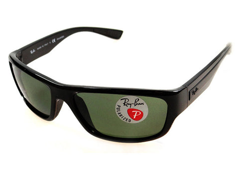 Ray-Ban RB4196 601/9A Active Lifestyle Polarized Sunglasses