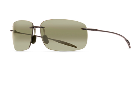 Maui Jim HT422-11 Breakwall Trans Smoke Grey