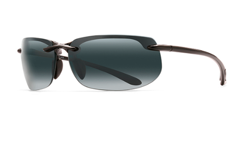 Maui Jim 412-02 Banyans Gloss Black