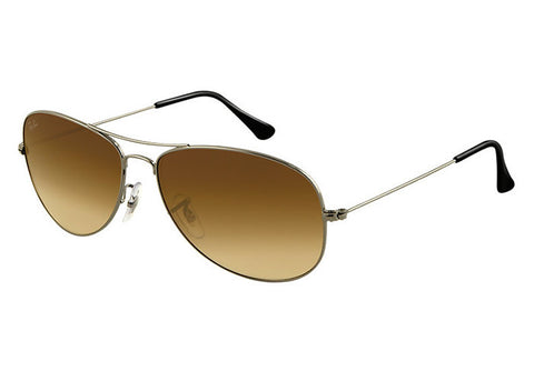Ray-Ban RB3362 004/51 Cockpit Aviator Sunglasses