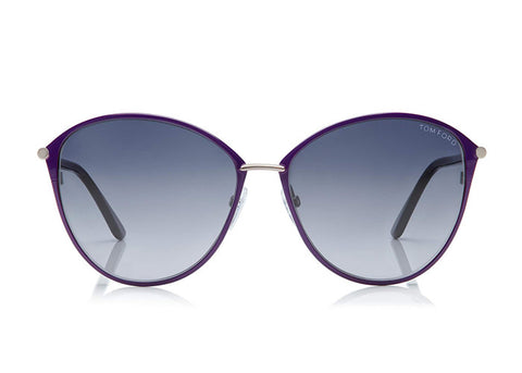 Tom Ford FT0320 PENELOPE VINTAGE ROUND SUNGLASSES