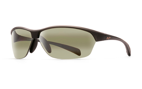 Maui Jim HT426-11M Hot Sands Translucent Matte Grey