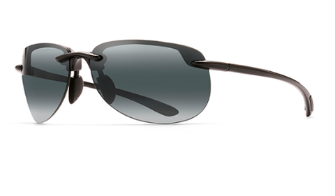 Maui Jim 414-02 Hapuna Gloss Black