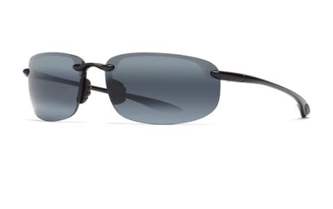 Maui Jim 407-02 Ho'okipa Gloss Black