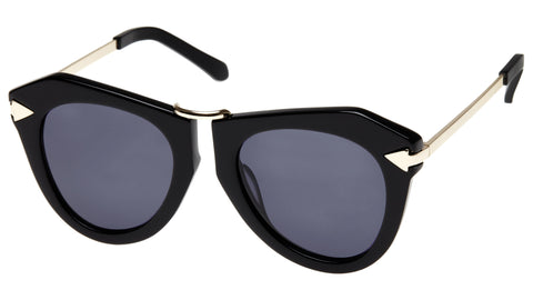Karen Walker One Orbit Black