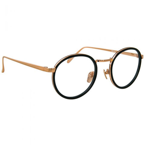 Linda Farrow 182 C20 Oval Frame Spectacle Hut