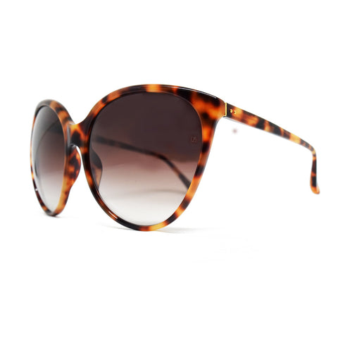 Linda Farrow Oversized Sunglasses