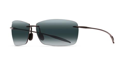 Maui Jim 423-02 Lighthouse Gloss Black
