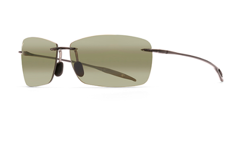 Maui Jim HT423-11 Lighthouse Trans Smoke Grey