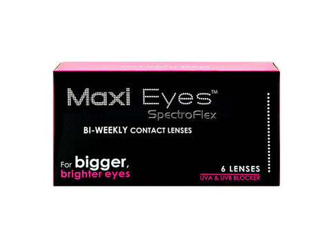 Maxi Eyes Ring Lens Bi-weekly