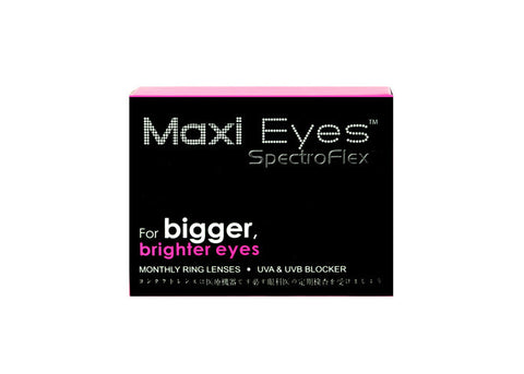 Maxi Eyes Ring Lens Monthly