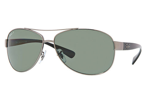 Ray-Ban RB3386 004/9A Polarized Sunglasses