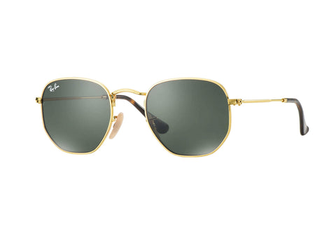 Ray-Ban Hexagonal Flat Lens RB3548NF 001