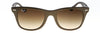Ray-Ban RB4195F 6033/13 Wayfarer Liteforce Sunglasses