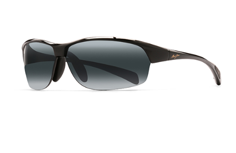 Maui Jim 430-02 River Jetty Gloss Black