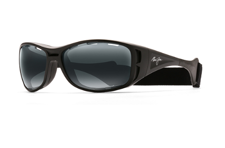 Maui Jim 410-2M Waterman Matte Black