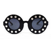 Linda Farrow Yazbukey Special Sunglasses in Black