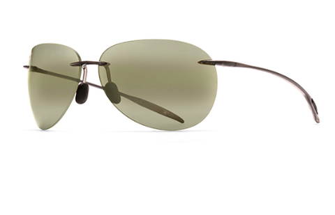 Maui Jim HT421-11 Sugar Beach Trans Smoke Grey