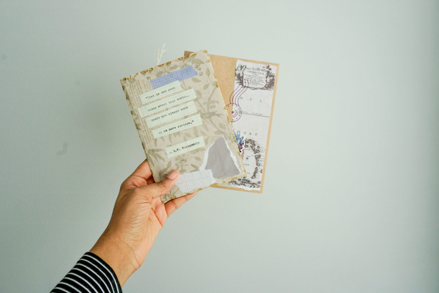 how to penpal decorate the envelope