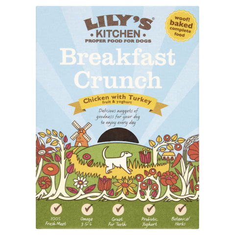Lily's Kitchen - Breakfast Crunch for Dogs