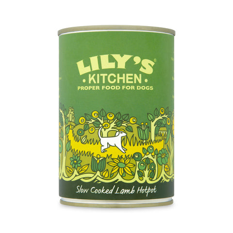 Lily's Kitchen - Slow Cooked Lamb Hotpot for Dogs