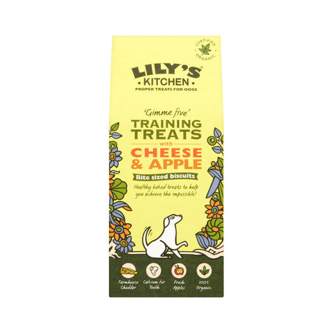 Lily's Kitchen - Organic Cheese and Apple Training Treats