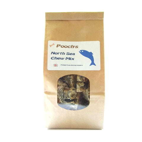 Pooch's - North Sea Fish Mix