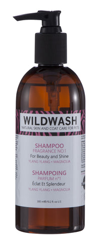 WildWash Shampoo for Beauty and Shine Fragrance No.1