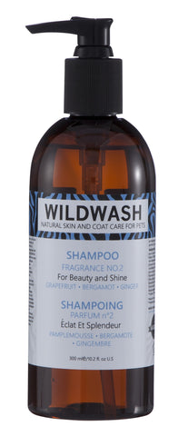 WildWash Shampoo for Beauty and Shine Fragrance No.2