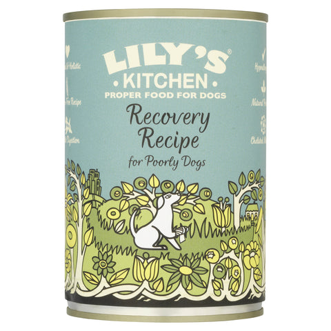 Lily's Kitchen - Recovery Recipe