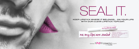 Lasting Lipstick Sealer - No My Lips Are Sealed