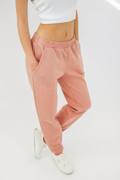 Joggers Mamy Baby Pink