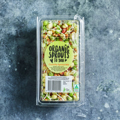 Crunchy Sprout Seed Mix