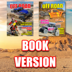 S&S OFF ROAD MAGAZINE paperback format