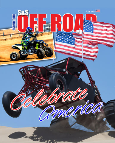 S&S Off Road Magazine July 2021