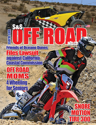 S&S Off Road Magazine May 2021