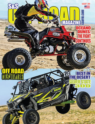 S&S Off Road Magazine August 2020
