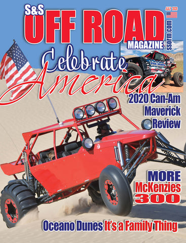 S&S Off Road Magazine July 2020