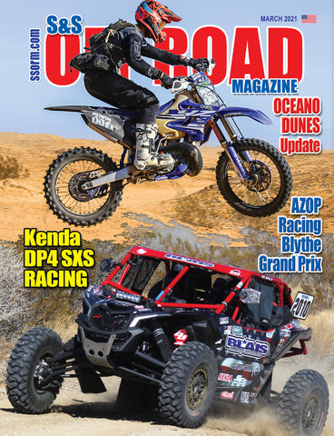 S&S Off Road Magazine March 2021