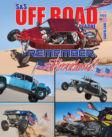 S&S Off Road Magazine May 2020