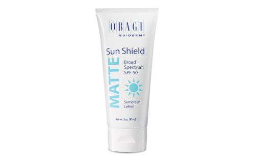 Nu Derm Sun Shield Matte Broad Spectrum SPF 50
